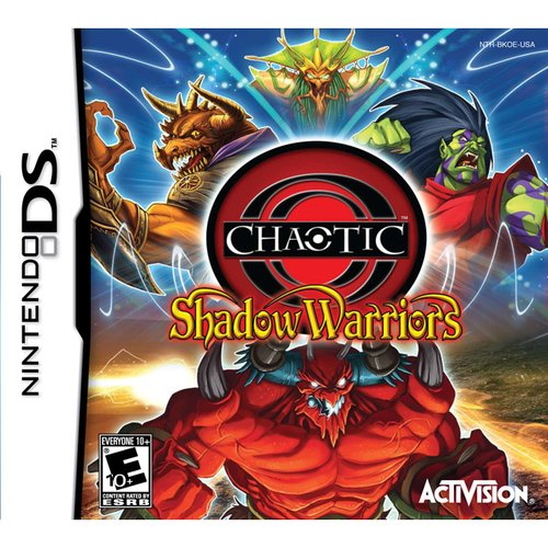 Chaotic: Shadow Warriors (DS) - Pre-Owned