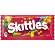 Skittles Original Chewy Candy Full Size 2.17 oz