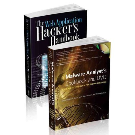 The Web Application Hackers Handbook   Malware Analysts Cookbook