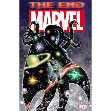 Marvel Universe: The End by