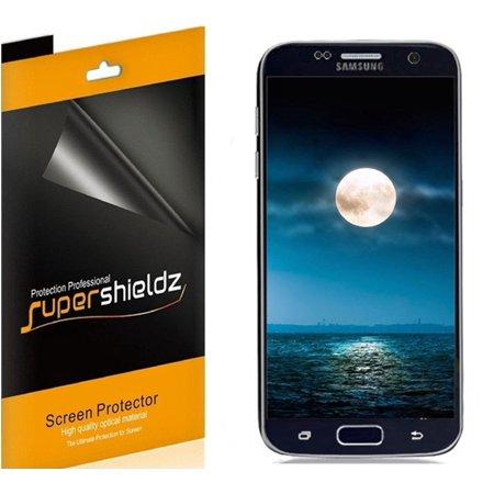 - [6-pack] Supershieldz Samsung Galaxy S7 Screen Protector, Anti-Glare & Anti-Fingerprint (Matte) Shield