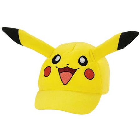 Pokemon 'Sun and Moon' Deluxe Baseball Cap (1ct) - Wholesale Pokemon