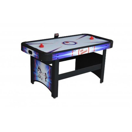 Blue Wave NG4009H Patriot 5-ft Air Hockey Table (Hockey Wave)