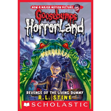 Revenge of the Living Dummy (Goosebumps Horrorland #1) - eBook (Ventriloquist Dummies Halloween)