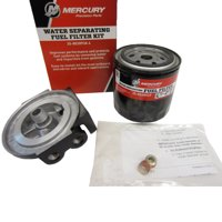 Mercury/Quicksilver New OEM Water Separating Fuel Filter Kit 35-802893A4