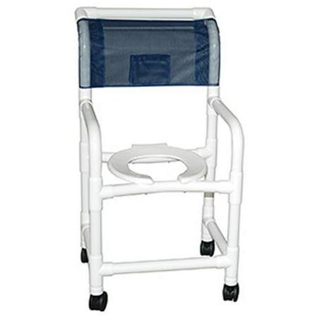 Mjm International E118 3Twb F Echo Shower Chair 18 In