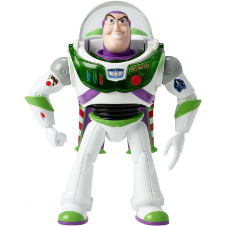 Disney Pixar Toy Story Blast-Off Buzz Lightyear Figure - Aliens From Toy Story