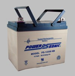 Replacement for INNERSPACE ET4000MOT MEDICATION CART BATTERY