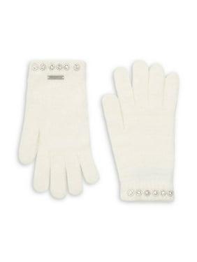 Women's Jewelry Box Embellished Gloves