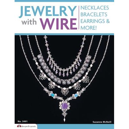 Jewelry with Wire - Pattern Wire