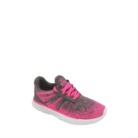 Girls Shose (Athletic Works Girls Light Weight Knit Athletic)