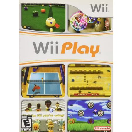 Wii Play (Nintendo Wii) - Pre-Owned