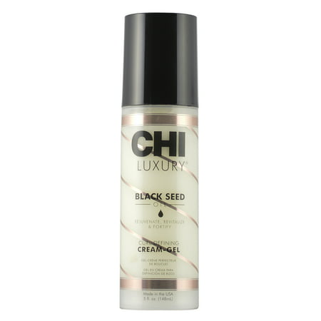 CHI Luxury Black Seed Oil Curl Defining Cream-Gel, 5 fl oz