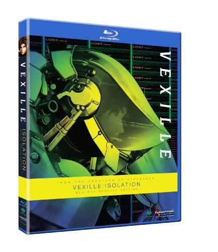 Vexille - S.A.V.E. (Blu-ray)