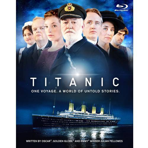Titanic (Blu-ray) (Widescreen)