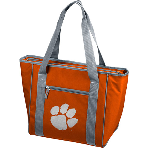 Logo Chair LCC-123-84 Clemson Tigers NCAA 30 Can Cooler Tote