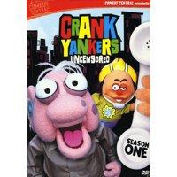 Crank Yankers: Uncensored: Season One (DVD)