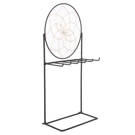 Barry Owen Co Dream Catcher Jewelry Display Stand Holder Room Decor For Bedroom Dresser Home Decor ()