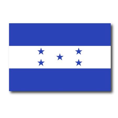 Honduras Flag Car Magnet Decal - 4 x 6 Heavy Duty for Car Truck SUV …