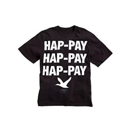 Changes Youth Duck Dynasty Hap-pay Hap-pay T-Shirt, Black, Small](Duck Dynasty Outfits)