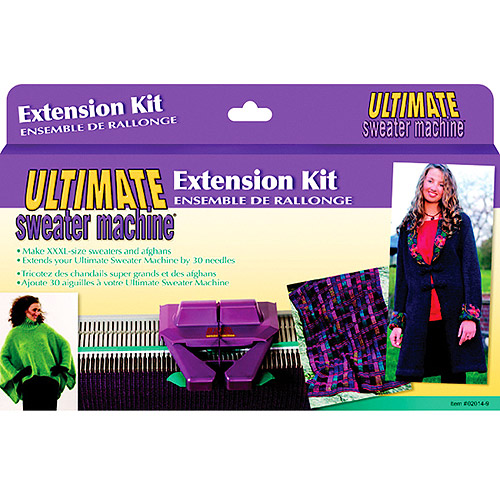 ultimate sweater machine extension kit