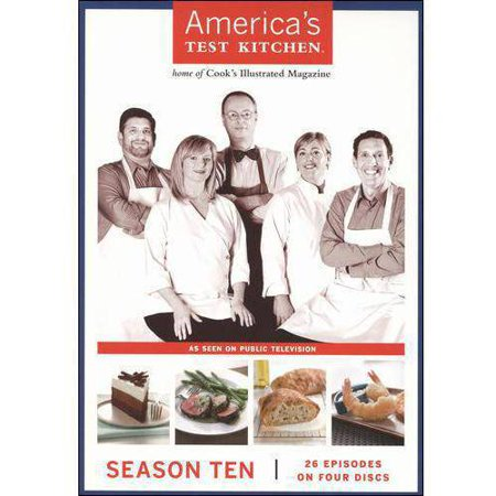 America's Test Kitchen: The Complete 10th Season