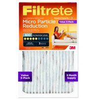 Deals on 3-Pack Filtrete Allergen Defense Micro Particle Reduction