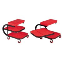 Whiteside Mfg SPP25DTB Heavy Duty Roll Seat With Swing Tray