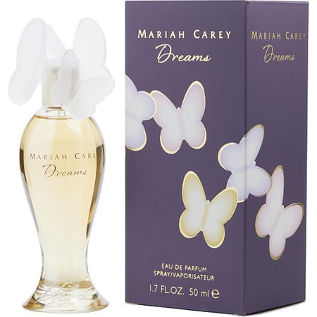 MARIAH CAREY DREAMS by Mariah Carey - EAU DE PARFUM SPRAY 1.7 OZ - (Mariah Carey Ft The Dream My Love)