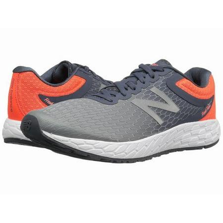 66d00c06e1ed3 New Balance - New Balance Men's Fresh Foam Boracay V3 Running Shoe,  Thunder/Alpha Orange, 7 D US - Walmart.com