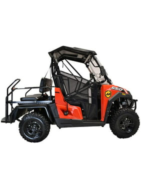 Massimo T-BossX 550 Golf Kart 2x4 UTV ATV Side X Side Cart