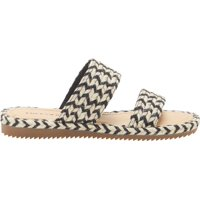Deals on Lucky Brand Womens Decime Two Band Slide