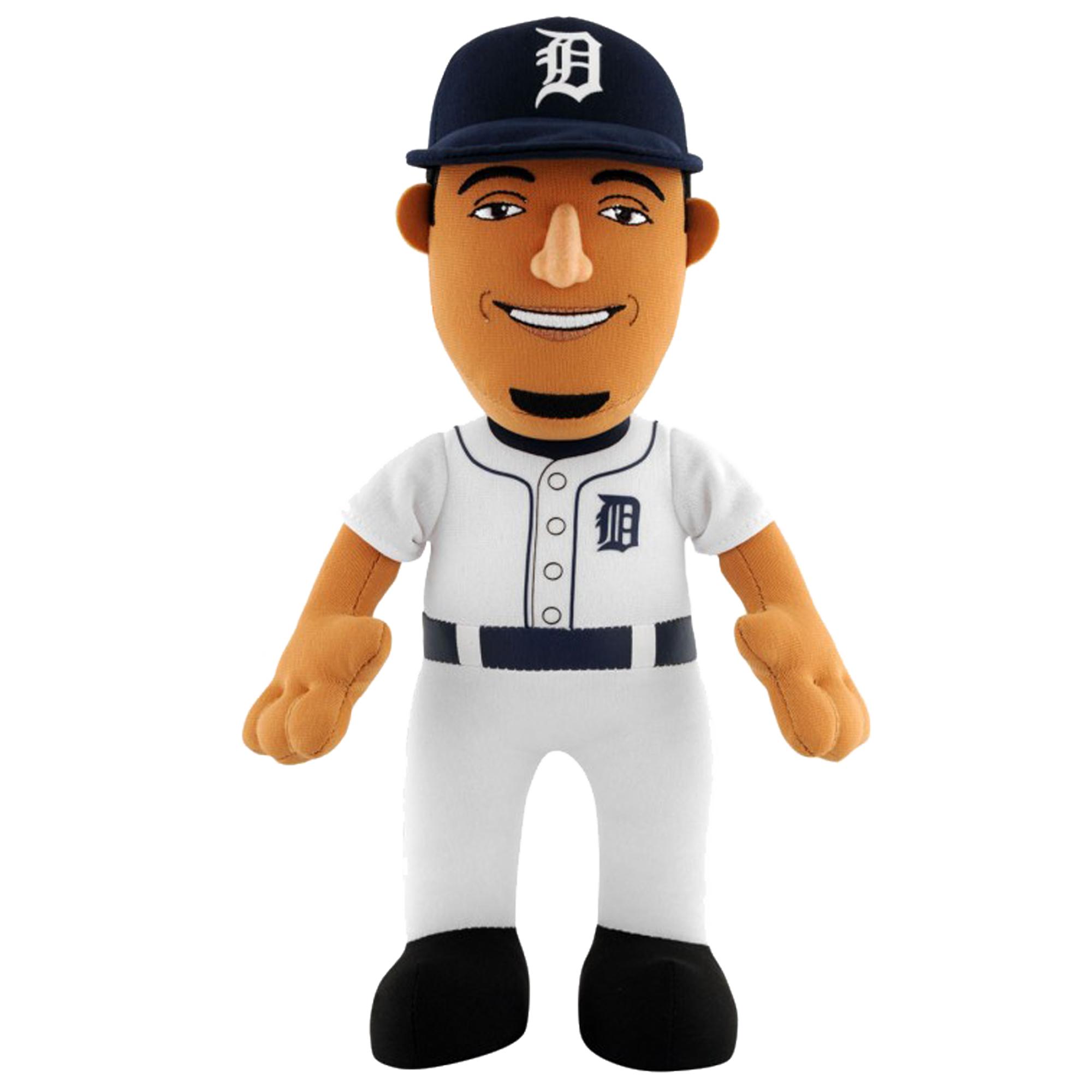 MLB:DETROIT TIGERS-MIGUEL CABRERA 10 IN PLUSH