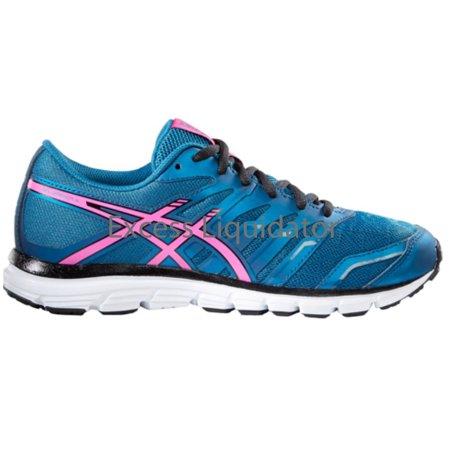 da0628ef48 Not branded - ASICS Women's Gel Zaraca 4 Running Shoes (Mosaic Blue/Pink  Glow/Onyx, US 9.5) - Walmart.com