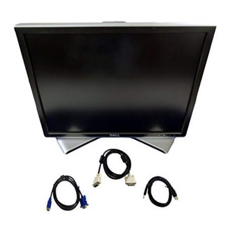 dell 2007fp 20.1 inch ultrasharp 1600x1200 flat panel monitor with height-adjustable stand c9536 14 Flat Panel Monitor