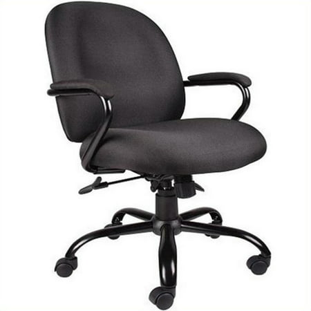 Boss Office Products Big and Tall Arm Office Chair - image 1 de 1