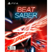 PlayStation VR Beat Saber Game - Physical Card - Rhythm Game - PSVR