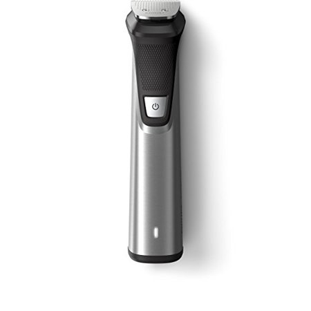 Philips Norelco All-in-One Cord/Cordless Multigroom Turbo-Powered Full Body Trimmer 23 attachment Grooming