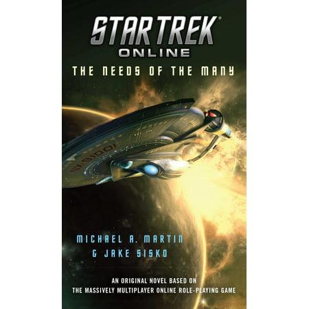 Star Trek Online: The Needs of the Many (Outline Star)