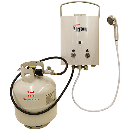 Portable Propane Water Heater