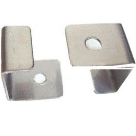 Arcade Game Stainless Steel Glass Clip for Cocktail Machines and Cocktail Cabinets