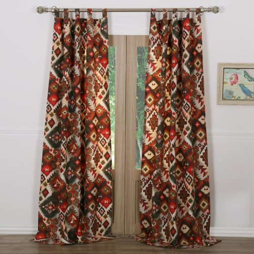 Greenland Folk Festival Window Curtain