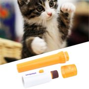 1pc Pet Dog Cat Nail Grooming Grinder Trimmer Clipper Electric Nail File Kit
