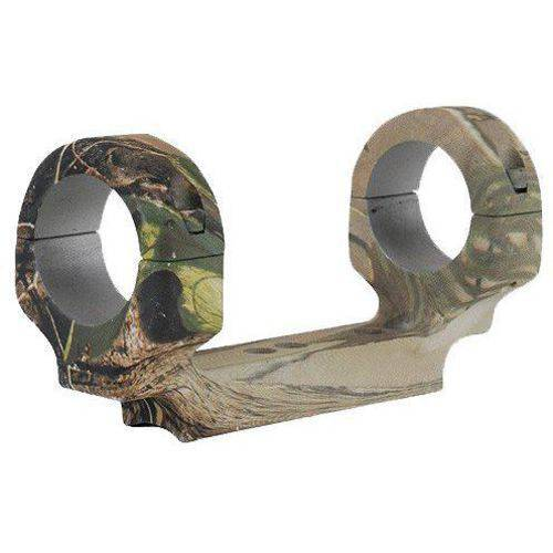 DNZ 10006C 1-Pc Med Base and Ring Combo Thompson Center Encore/Omega, Realtree
