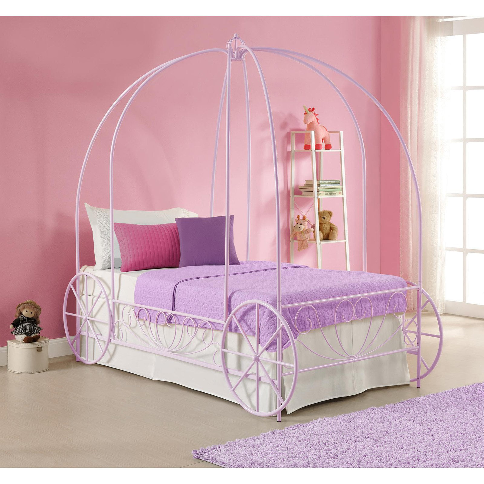 bed looks disney perfect in princess toddler pretty