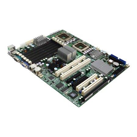 X7DVL-E REV:1.21 Supermicro Intel Dual LGA771 DDR2 ATX Server Motherboard NO I/O Intel LGA771 Motherboards ()