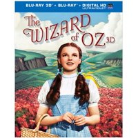 Wizard OF OZ 75th Anniversary on 3D Blu-ray