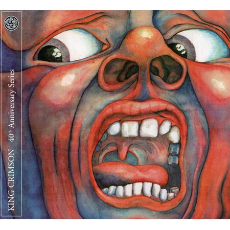 In The Court Of The Crimson King [CD and DVD-A] [Bonus Tracks] [Digipak] (CD) (In The Court Of The Crimson King Remastered)