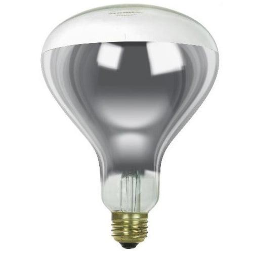 SUNLITE 250W R40 120V Infrared Clear Heat Lamp - Walmart.com