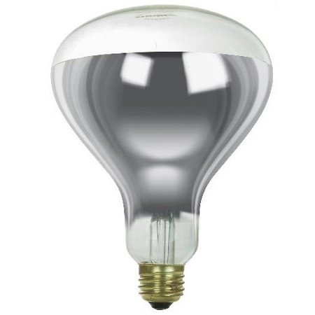 SUNLITE 250W R40 120V Infrared Clear Heat Lamp